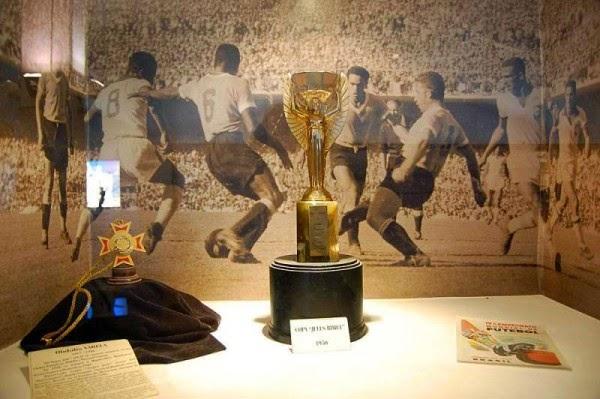 Museu do Futebol Montevideu