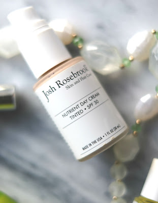 Review of Josh Rosebrook Tinted Nutrient Day Cream with SPF 30