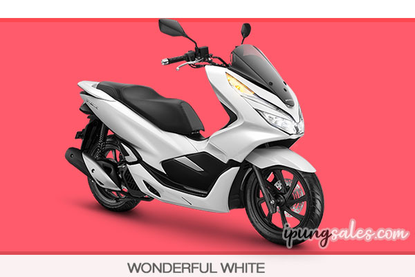 honda-pcx-150-putih