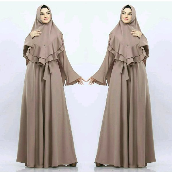 Fashion Wanita Muslim Masa Kini