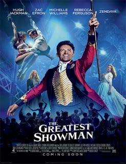 El gran showman  2017