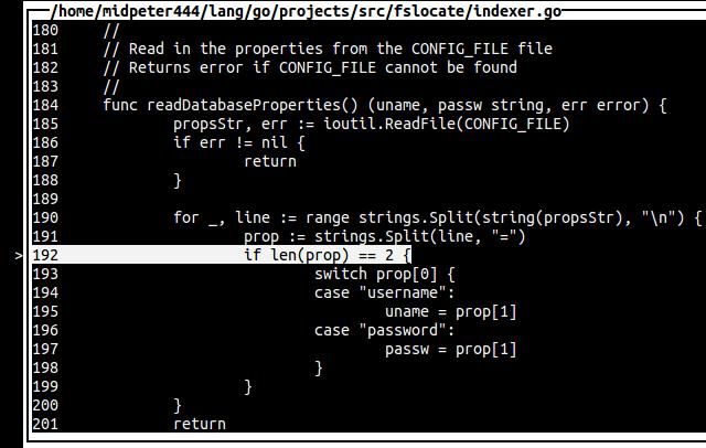 ThornyDev: Debugging Go (golang) programs with gdb