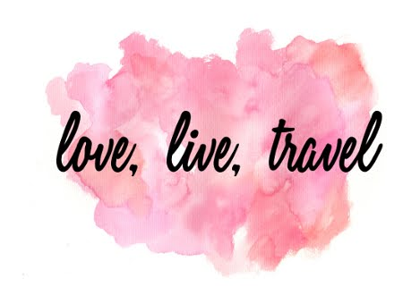 Love, Live, Travel