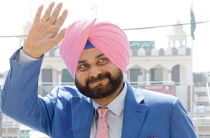Navjot Singh Sidhu Says 'Pakistan Is My Second Home'