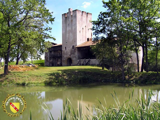 VAUCOULEURS (55) - La Maison-forte de Gombervaux