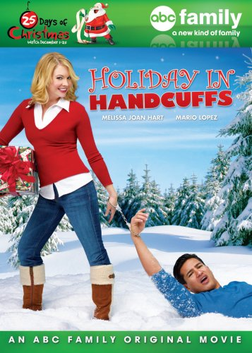 Movie poster  Holiday in Handcuffs 2007 movieloversreviews.filminspector.com