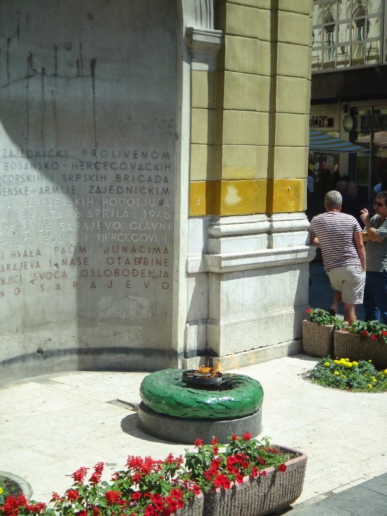 O que fazer em Sarajevo