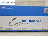 SELANG INFUS / INFUS SET DEWASA / ALAT INFUS / INFUSION SET