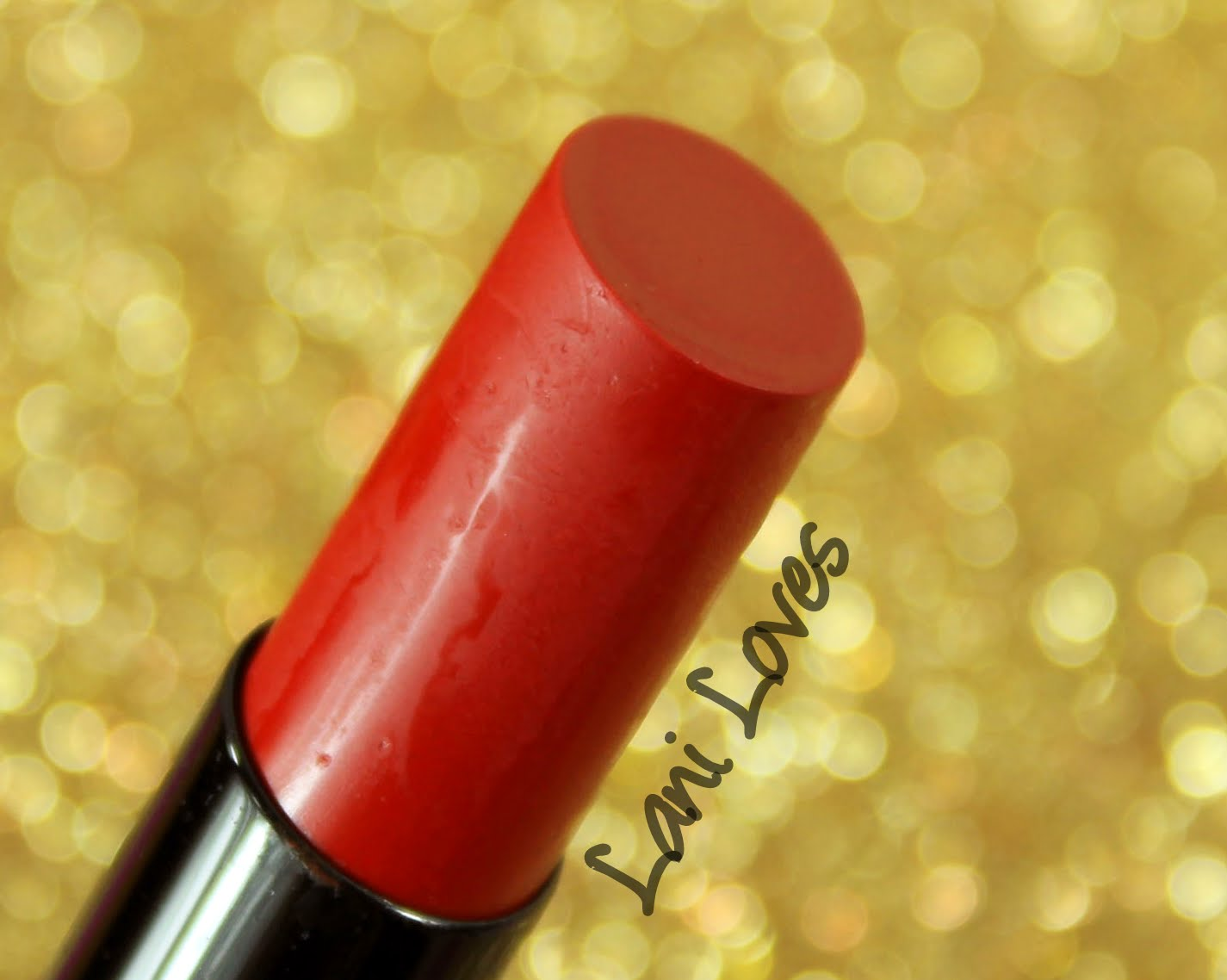 ZA Vibrant Moist Lipstick - RD444 swatches & review