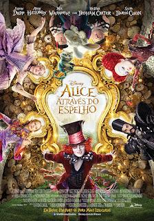 Alice Através do Espelho Torrent
