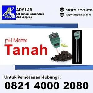 ady water jual ph meter tanah