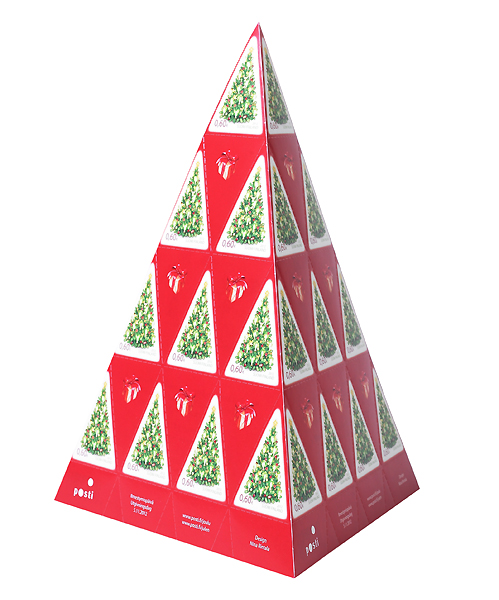 Joulupostimerkit