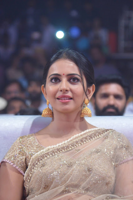 rakul preet singh at rrvc audio launch