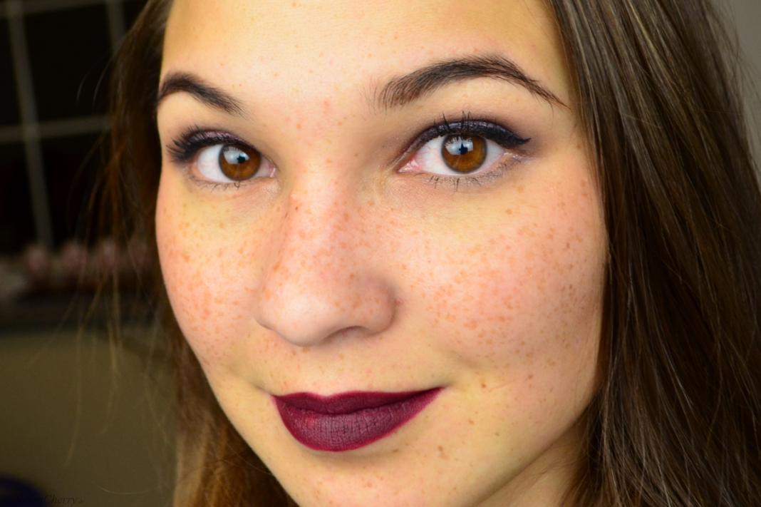 Misslyn Bedtime Stories Kollektion Make-up, Look, Tragebild