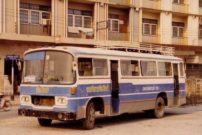 Thailand - Chiang Mai 1986