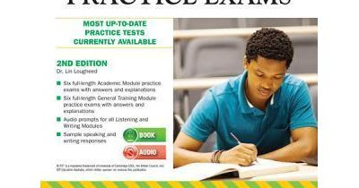 Barron's IELTS Practice Exams with Audio CD, 2nd Edition