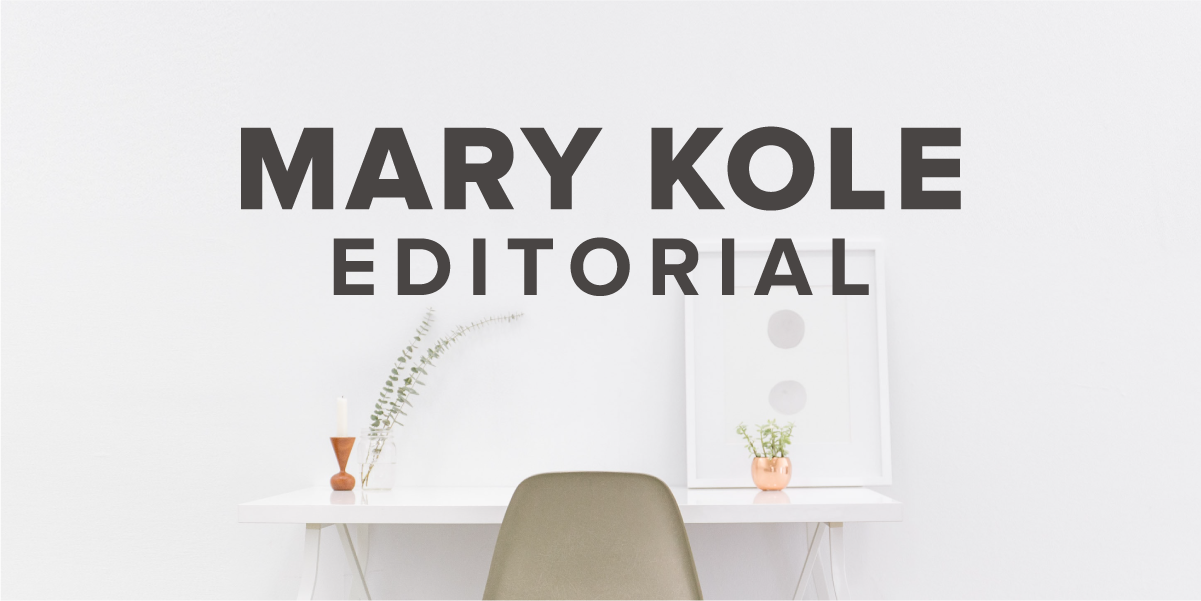 Mary Kole Editing Service