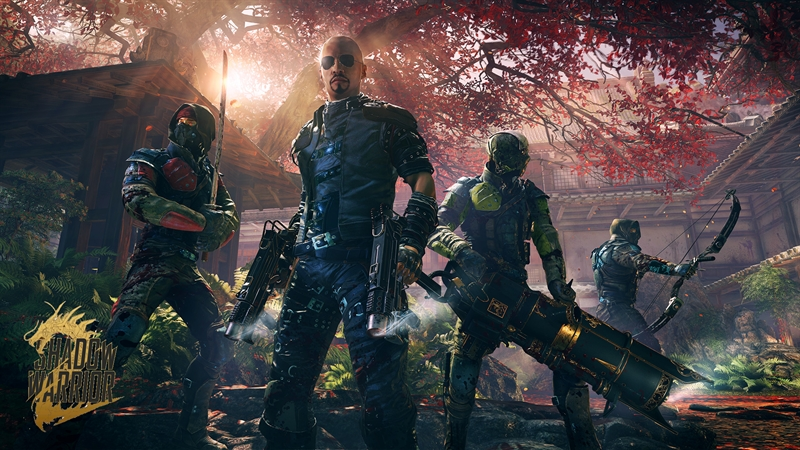 Shadow Warrior 2 Free Download Poster