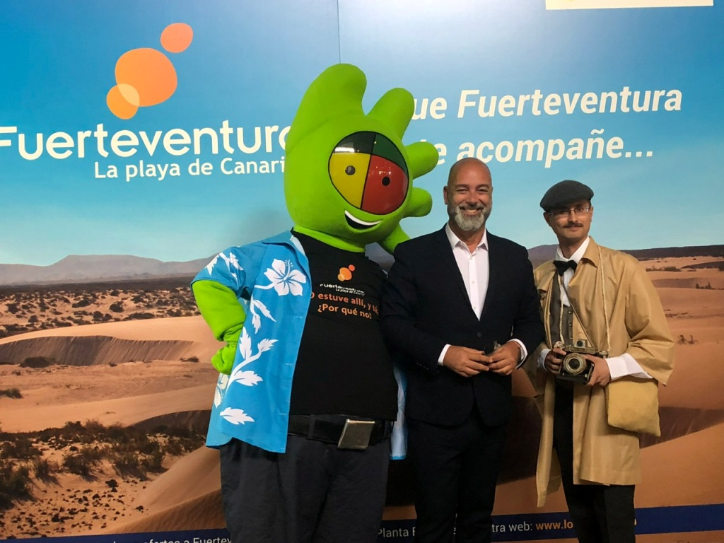 Fuerteventura se promociona con han solo en kinepolis madrid for Sala 25 kinepolis madrid