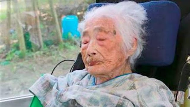 World's oldest person Nabi Tajima dies in Japan at age of 117