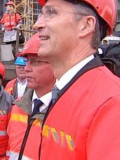 thorvald stoltenberg bodde i mosjøen