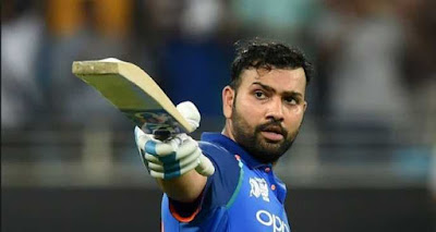 Rohit Sharma Became Third Fastest Player To Cross 8000 Runs