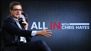 ALL IN with Chris Hayes (Credit: Slaven Vlasic / Getty Images) Click to Enlarge.