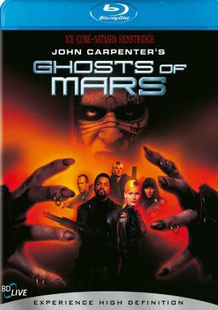 Ghosts Of Mars 2001 BRRip 750MB Hindi Dual Audio 720p ESub Watch Online Full Movie Download bolly4u