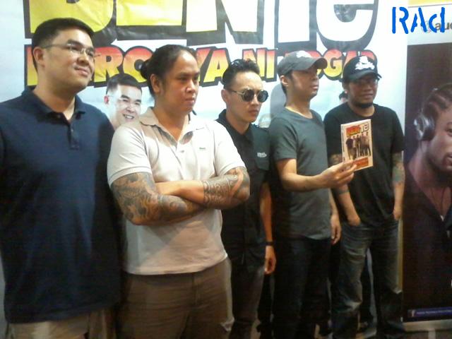 Cipriano Munoz Banos.Rad The Music Blog Parokya Ni Edgar S Bente Press Launch