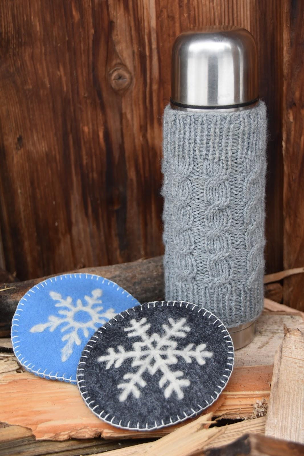 Schneeflocken Handwärmer | mamas kram | Bloglovin\'