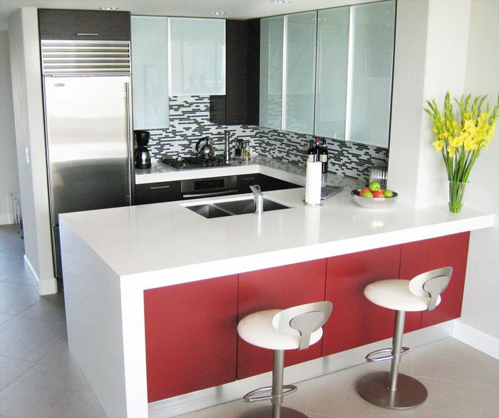 Cozy Kitchen Design Ideas: Best Kitchen Interior Design Ideas: Small Cozy Kitchen Design