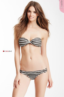 Bikini Model ELISABETH GIOLITO Modeling for DD Bikini