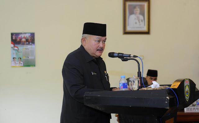 Gubernur Teken Nota Kesepakatan Bersama Pimpinan DPRD Sumsel Terhadap KUA dan PPAS Tahun Anggaran 2018