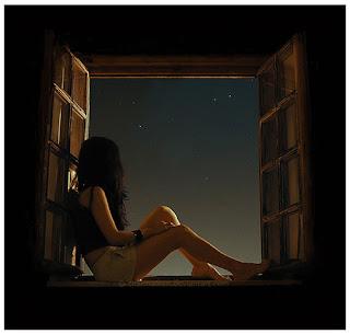 Αποτέλεσμα εικόνας για girl looking out window
