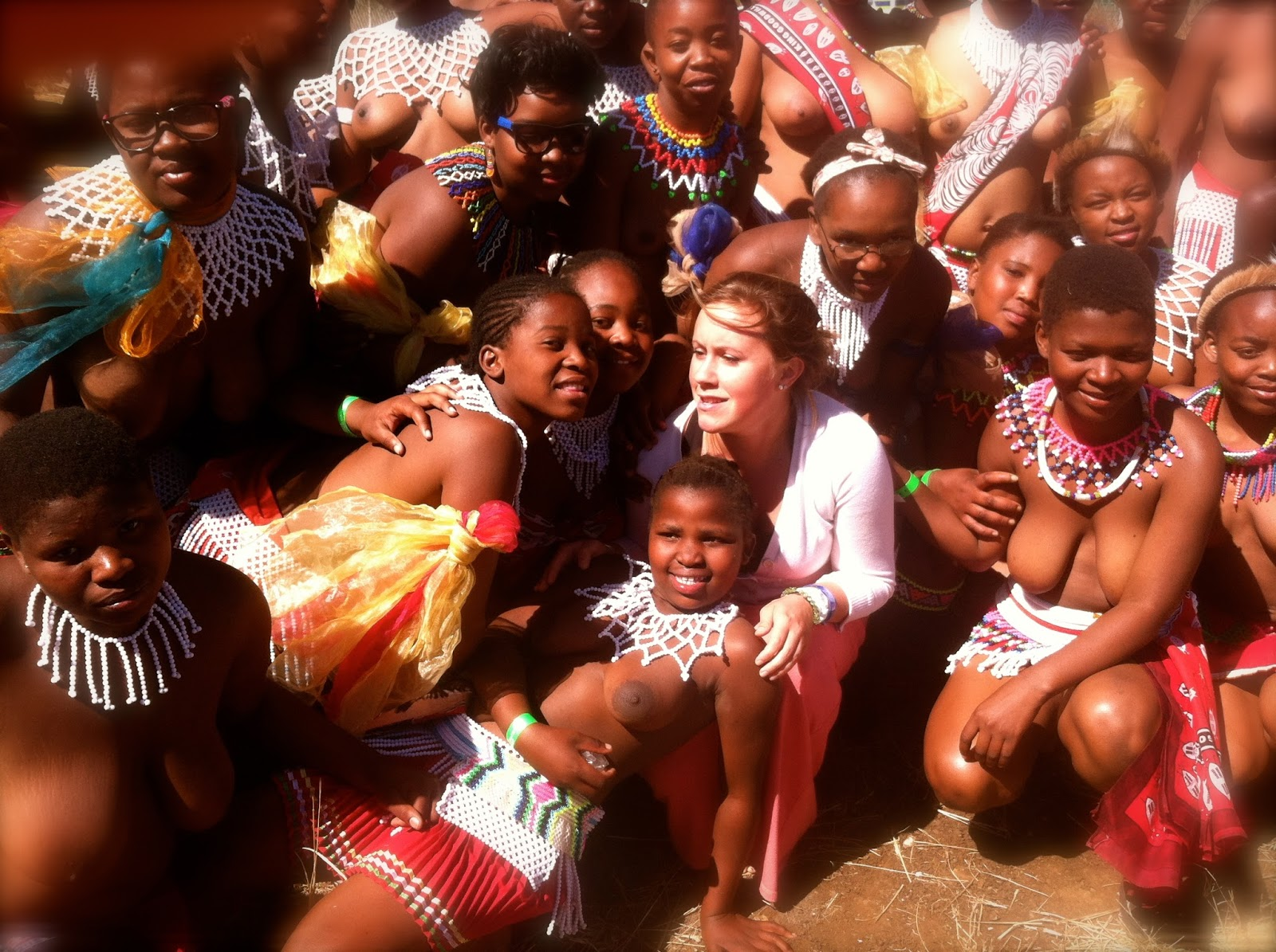 Zulu Women Bathing 15