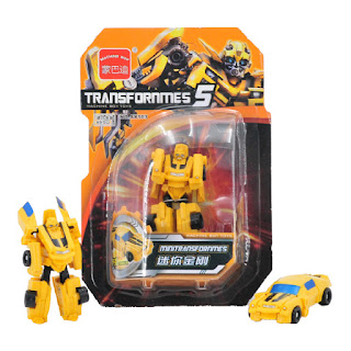 Transformers 5 AX103 Bumblebee Mini Deformation Robot Vehicle Toys Gifts Kids