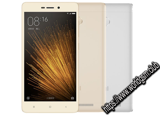 Xiaomi Redmi 3X Official Firmware is Full Free Download