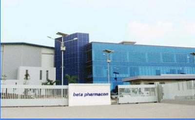 Loker PT.Beta Pharmacon Lulusan SMA/K Daerah Karawang