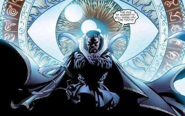Avengers Disassembled, Cerita Bubarnya Avengers - Bagian 2, doctor strange