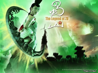 Xem Phim Thục Sơn Kỳ Hiệp 2001 - The Legend Of Zu (2001)
