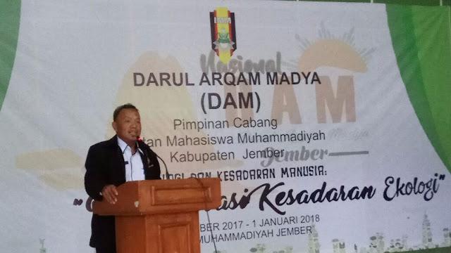 DAM Nasional IMM Jember 2017 Angkat Isu Ekologi