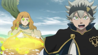 Black Clover (TV) - Episódio 74