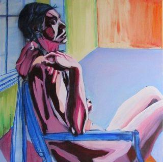 Американский художник. Steve Hendrickson