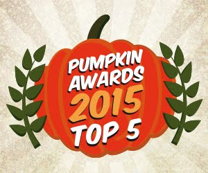 Top 5 Pumpkin Awards