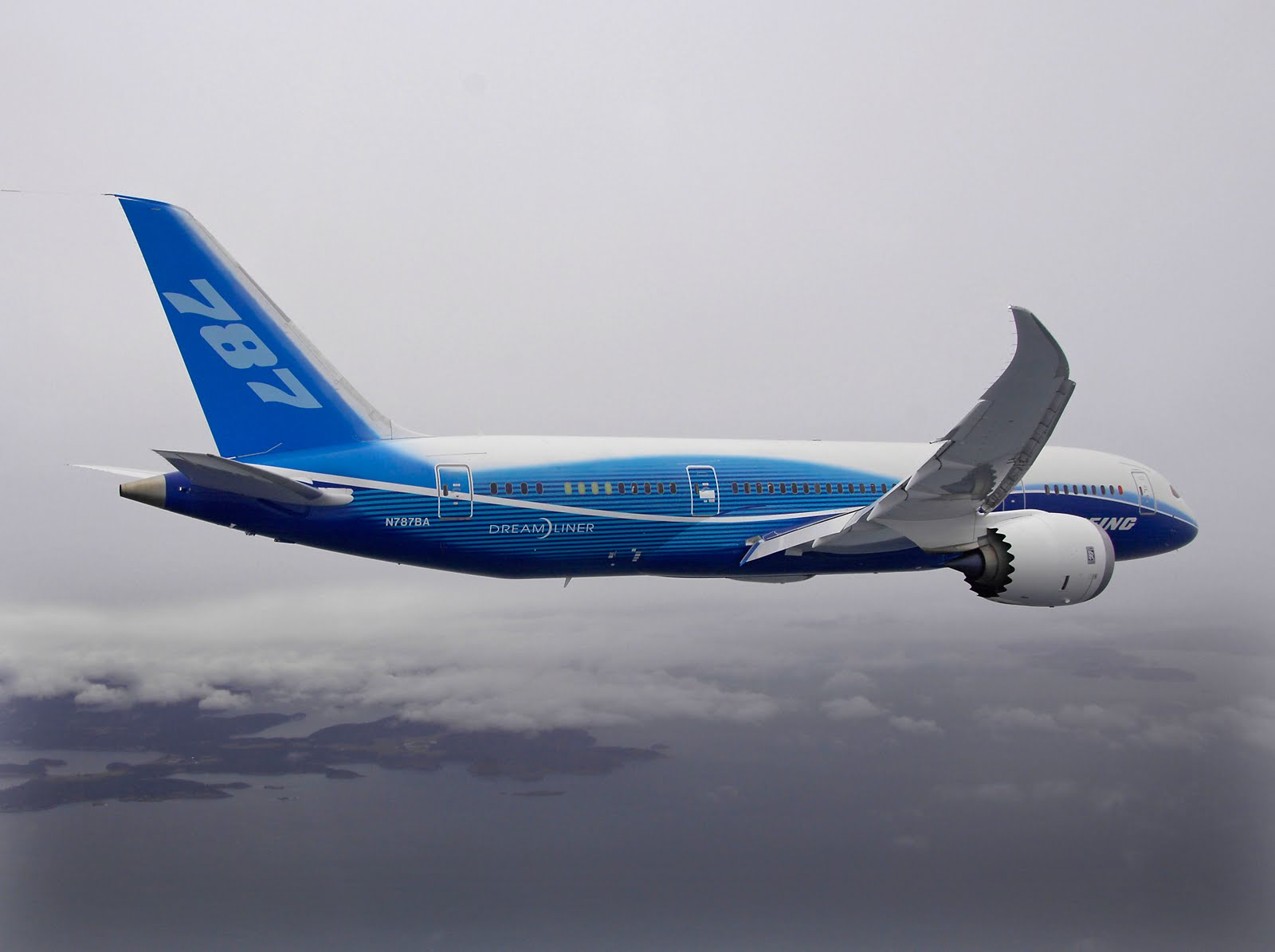 AirportWatch | Are the B787 Dreamliner's claims to be a new