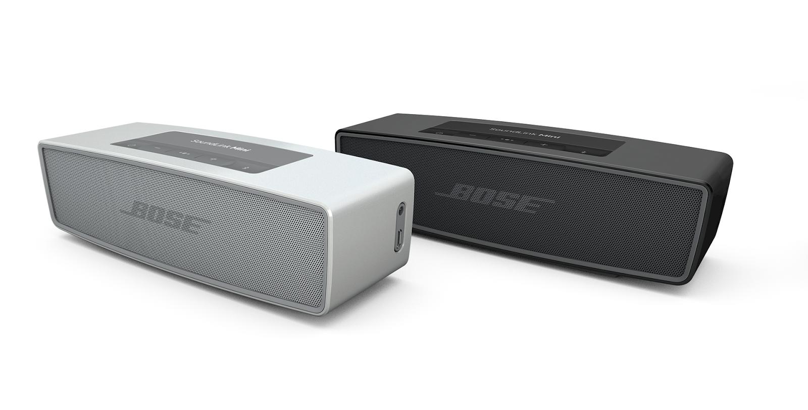 audiosplitz bose soundlink mini ii a first look. Black Bedroom Furniture Sets. Home Design Ideas