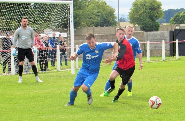 These Two Sides Met Last Year In A Pre Season Game With Frickley Taking The Honours That Afternoon By The Odd Goal In Five Courtesy Of A Last Minute