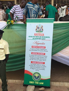 Kaduna State Traffic And Environmental Laws Enforcement Agency, with the acronyms KASTELEA