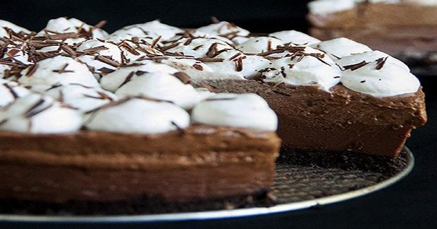 Chocolate & Hazelnut Cheesecake Recipe