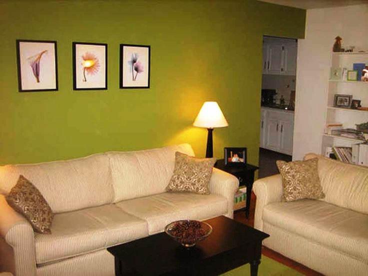 Warna Cat Ruang Tamu Minimalis Sempit yang Bagus